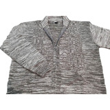 Campera Talle Especial Hombre Sweater T. 6 Al 10 Be Yourself