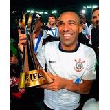 Camisa Corinthians Emerson Sheik Campeão Mundial Japão 2012