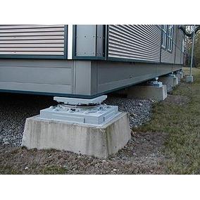 Aislador Sismico Para Casa Habitación Y Pequeños Edificios