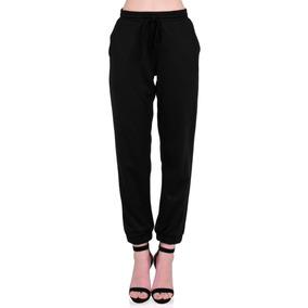 Pantalón Mujer Aishop Cintura Elástica