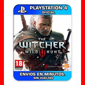 The Witcher 3 Wild Hunt Ps4 : Digital : Envios En Minutos