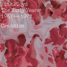 Cd Pink Floyd - The Early Years 1967 1972 Creation