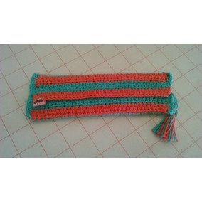 Cartuchera Tejida Al Crochet