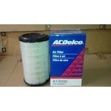 Filtro Aire Motor Cheyenne Ac Delco