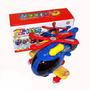 Helicoptero A Pilas Con Luz Y Sonido Ploppy 368723