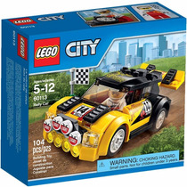 Lego City - Carro De Rally - 60113