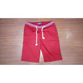 Bermudas Pantalonetas Drill adidas