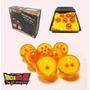 Dragon Ball 7 Esferas Del Dragon 4.3 Cm Diametro En Caja