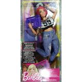 Barbie Curvy Articulada Posable Movimientos Deportivos Dance