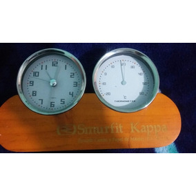 Reloj Smurfit Kappa