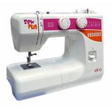 Máquina De Costura Doméstica Elna Sew Fun 110 Com Nota Fisca