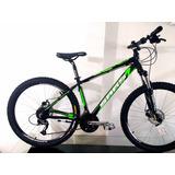 Bicicleta Sars 27.5 Discos Mazas Shimano 24v Nueva Envios !