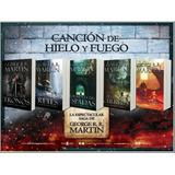 Game Of Thrones De George R.r Coleccion Digital Completa