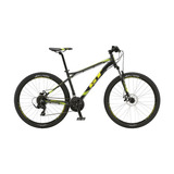 Bicicleta Gt Aggressor Sport 27.5 2018 + Camiseta Gt