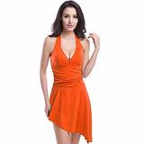 Syiwong Womens Moda Playa Natación Falda Sexy Traje De Ba...