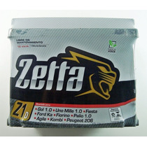 Bateria Fiat Palio 1.0 Ano 1996 Zetta P/ Retirada Em Diadema