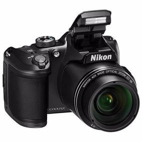 Nikon Coolpix B-500 Fhd Wi Fi/bluetooth/cmos 1/2.3 De 16mp