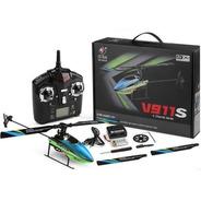 Helicóptero Wltoys V911s 4 Canais 2.4 Ghz O Melhor