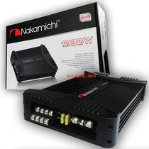 Nakamichi Amplificador Para Graves Nk300.1 Poder Y Calidad N