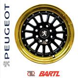 Llantas Aleación 14 Plan Recambio Para Peugeot B14pe408t1056