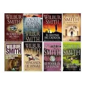 Mega Coleccion Wilbur Smith Digital 37 Libros Pdf
