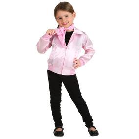 Chaqueta Rosa Para Dama Little Girls Grease 2t. 66aceb6dc3abe