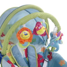 Cadeira De Descanso Bandeja Musical Sunshine Baby