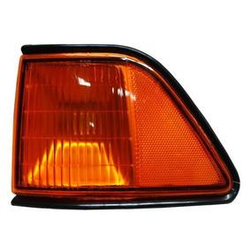 Par De Cuartos Punta Dodge Spirit 1990-1991-1992 Ambar Rld
