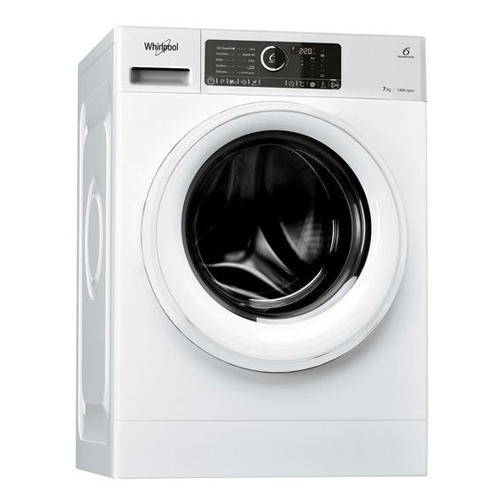 Lavarropas Automático Whirlpool 7 Kilos Wlcf70b