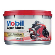 Graxa M-super Grease Authentic 1/2 Kg Mobil