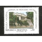 Argentina 1984(1461) Escuela Normal De Profesores