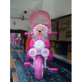 Triciclo Montable Para Niñas Y Niños