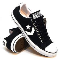 Zapatillas Converse Modelo Star Player Ox Black