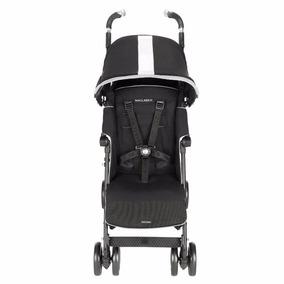 Carrinho De Bebê Techno Xt Black - Até 25 Kg - Maclaren