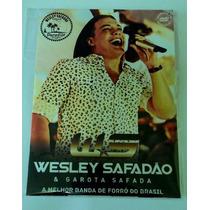 Dvd Wesley Safadão E Garota Safada Paradise