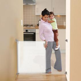 Puerta De Seguridad Para Bebes, Niños Y Mascotas Roll Door®