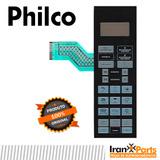 Membrana Teclado Forno Microondas Philco Pmeg35