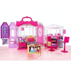 Barbie Casa De Férias Portátil - Mattel - Original Eua