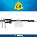 Calibre Digital Mitutoyo 0 200 Mm / 0,01 Mm 500-197-30b
