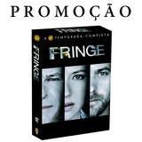 Box Completo Fringe 1ª Temporada - 100% Novo E Original