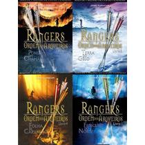 Rangers Ordem Dos Arqueiros - Volumes Do 2 Ao 5