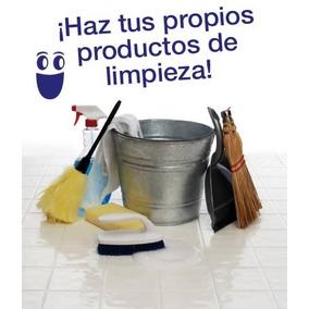 Productos Quimicos, Desinfectante, Limpieza, Formulas, Cloro