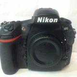 Nikon D 810 Fx 16,500 Disparos Prácticamente Nueva