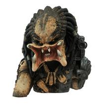 Depredador Predator Alcancia Bust Bank Diamond Select Toys