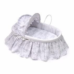 Capazo Para Bebé Cambrass + Soporte De Regalo