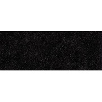 Mesada En Granito Negro Brasil / Medidas 60 X 40 X 2