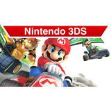 Juego Mario Kart 7 Nintendo 3 Ds