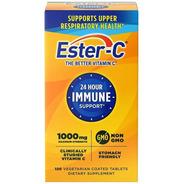 Ester-c Vitamina C  500mg 90 Tabletas Veg Premium Inmunidad