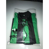 Camiseta Retro Nueva Chicago C/ Cordones