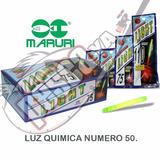 Luz Quimica Para Pescar De Noche Numero 50 6cm Ver Pesca